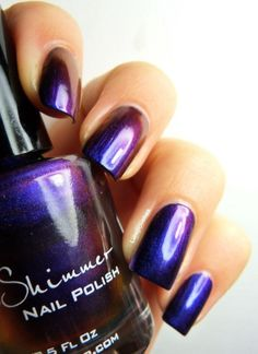 Swatch - KBShimmer Pigment of my imagination