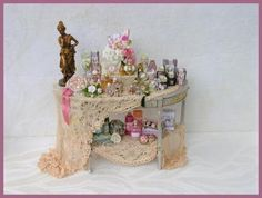 Mustard Seed Elegance - The Miniature Art of Lori Ann Potts | Features | Collectors Club of Great Britain