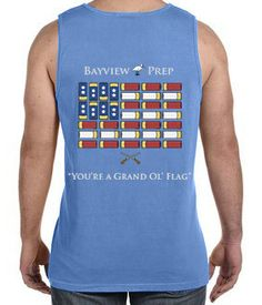 """""""You're A Grand Ol' Flag"""" Tank Top"""