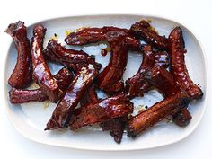 Sweet-and-Sour Balsamic-Glazed Spareribs From Vinny Dotola And Jon ...