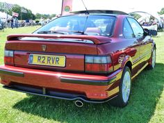 """Rover 200 Coupe (Rear) 
