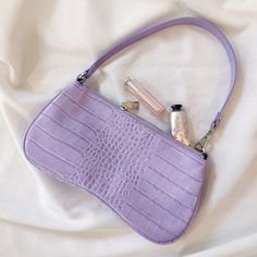 JW PEI believe that the future of fashion should be ethical and sustainable. The Purple, Pastel Purple, Periwinkle, Lavender Aesthetic, Purple Aesthetic, Aesthetic Bags, Aesthetic Clothes, Ropa Color Pastel, Valentino 2017