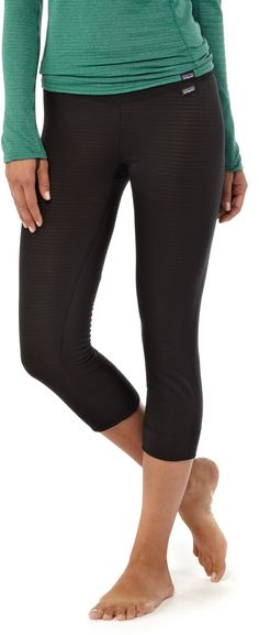 Capilene Thermal Weight Boot-Length Long Underwear Bottoms ...