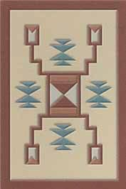 12 Best Southwestern Rugs Images Western Theme Area