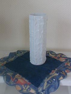 """Vintage  """"alte weiße Vase Winterling 60er von MajaSt auf DaWanda.com"""