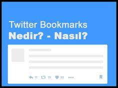 Twitter'dan Yeni Özellik: Twitter Bookmarks #BrandingTürkiye #BütünleşikPazarlama #Twitter #Bookmarks #DijitalPazarlama #SosyalMedya #Haberler #Teknoloji #TwitterBookmarks #MobilHaber