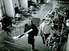 Awesome Behind The Scenes Photos from Horror Movies 1 pic on Design You Trust