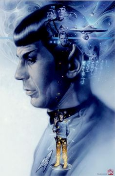 Spock, miss you