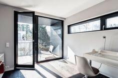 Gräfelfing House by Uwe Klose