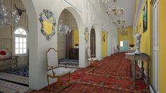 Roomstyler.com - Brakefield first floor hall