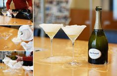 Champagne Slushie! - Town & Country Magazine