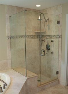 Lu0026L Glass   L And L Glass   Denver Shower Doors   Bathroom Glass Enclosure