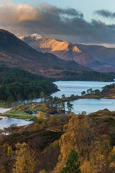 Glen Affric, Scotland by Kenny Muir - Travel tips - Travel tour - travel ideas Places To Travel, Places To See, Travel Destinations, Travel Tourism, Outlander, Belle Image Nature, Glen Affric, Landscape Photography, Nature Photography