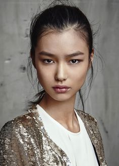 Estelle, gagnante du concours Elite Model France