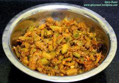 Kantola recipes indian