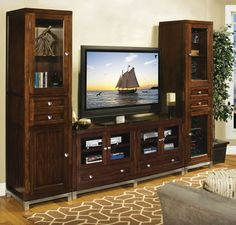 Home improvement license basement ideas man cave interior furniture Men Home Decor, Tv Decor, Furniture Showroom, Home Furniture, Outdoor Table Settings, Home Improvement Contractors, Entertainment Stand, Tv Storage, Built In Bench