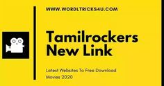 100 % working Tamilrockers new link to watch latest movies in 2020 and TamilRokers website. Download latest Tamil, Telugu, Malayalam, Kannada movies. Kannada Movies, Latest Movies, Tech News, Telugu, Digital Marketing, Website, Watch, Link, Clock