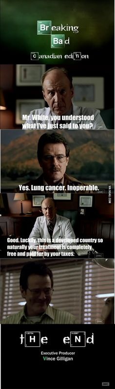 Breaking Bad: Canadian Edition