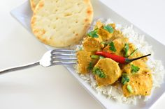 Butter Chicken Easy Indian Recipes, Ethnic Recipes, Indian Cookbook, Butter Chicken, Weeknight Meals, Risotto, Chicken Recipes, Dishes, Ground Chicken Recipes
