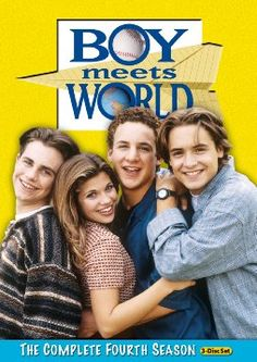 Boy Meets World--- best show ever! Can't wait for Girl Meets World!!