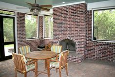 Comfortable outdoor spaces! For information please call Us: (281) 898 1591 or www.woodlandsrealtypros.com
