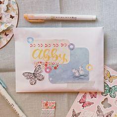 Pen Pal Letters, Love Letters, Aesthetic Letters, Mail Art Envelopes, Snail Mail Pen Pals, Mail Ideas, Travel Hacks, Diy Gifts, Postcards