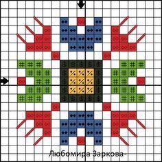 123 Cross Stitch, Cross Stitch Letters, Folk Embroidery, Cross Stitch Embroidery, Blackwork, Yarn Projects, Cross Stitching, Baba Marta, Stitch Patterns