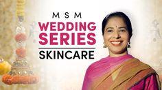 Wedding Series Skincare guide