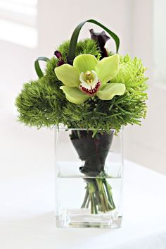 The Rainforest Garden: How to Make Affordable Wedding Flower Arrangements