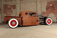 The Hot Rod Shop builds a unique Dodge Rat Rod for daily driving. Check out this killer 1930 Dodge Pickup and all of its unique details! Hot Rod Trucks, Mini Trucks, Cool Trucks, Cool Cars, Rat Rod Pickup, Dodge Pickup, Pickup Trucks, Truck Drivers, Dodge Trucks