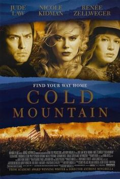 Cold Mountain (2003) movie #poster, #tshirt, #mousepad, #movieposters2