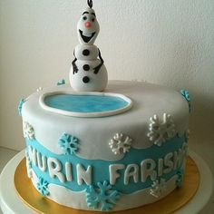 Disney Frozen Cake Ideas