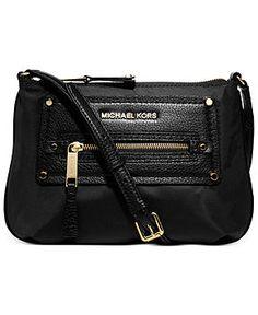 f3947b1407cc MICHAEL Michael Kors Gilmore Crossbody Handbags   Accessories - Macy s