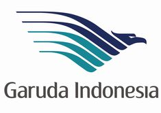 "Garuda Indonesia logo: The national carrier of Indonesia, Garuda's logo dates back to 1950s,  when it introduced a bird logo: a triangle stylized eagle-like Garuda with red and white shield.  In 2009, a new branding, developed by brand consultant Landor Associates, put a new spin of the idea called ""nature's wing"", with blue and aqua shades. The ""nature's wing"" graphic was inspired by the wings of tropical birds as well as the ripples of waves upon the water."
