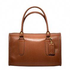 beautiful coach purse I covet...