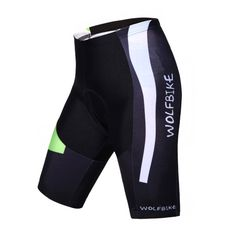 WOLFBIKE Cycling Bicycle Bike Wear Outdoor Unisex Riding Shorts 3D Padded Gel Shorts Fitness Sports