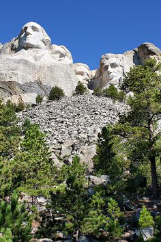Mount Rushmore photograph for sale.
