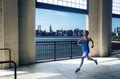 This summer we spent 3 weeks in NYC with my girlfriend. Last day we went to this coast of Hudson river and shot this amazing running picture. Running Pictures, Hudson River, Me As A Girlfriend, Girlfriends, Capri Pants, Nyc, Sporty, Summer, Capri Trousers