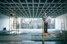 Inside the Whitney Museum's New Renzo Piano–Designed Building