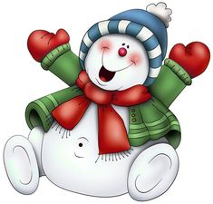 eff13cf106e7f5e8f00cbec084c8a161--christmas-clipart-free-snowman-clipart.jpg (736×704)
