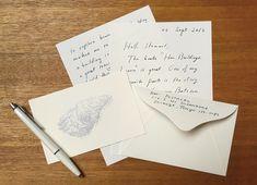 OYSTER WRITING SET | POSTALCO