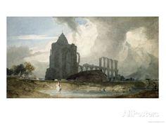 John Sell Cotman 'Croyland Abbey'