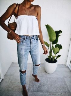 Summer Fashion Internships For College Students his Fashion Nova New Clothes oth… – Men-Women Fashion Trends Mode Outfits, New Outfits, Spring Outfits, Trendy Outfits, Fashion Outfits, Fashion Trends, Fashion Ideas, Dress Fashion, Tube Top Outfits