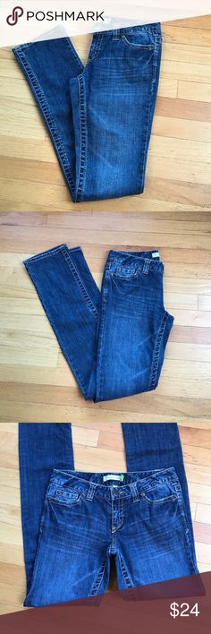 Aeropostale Skinny Bayla Size 3/4 Jeans NWOT Aeropostale Skinny Bayla Size 3/4 Jeans NWOT. Stored in my Daughter's closet. Looks like just purchased. 🚫trades. Please ask all questions prior to buying Aeropostale Jeans Skinny