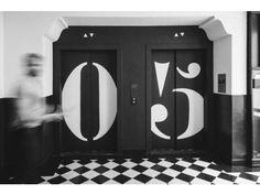 ace hotel elevator door - Google Search