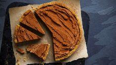 Nepečený nugátový koláč Foto: isifa.com