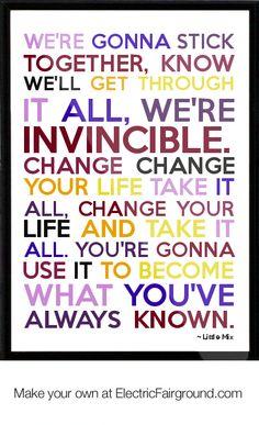 Little Mix Change Your Life Lyrics