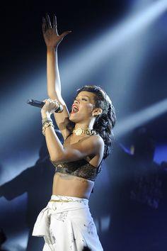 Rihanna. Love her