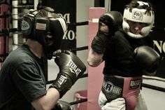 A Reflection Of Who I Am - Amateur Boxing