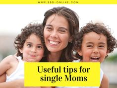 Single-parent families are rather frequent nowadays, and the life of a single Mom can be quite stressful and messy. It brings high levels of pressure, struggling with lower incomes, constant lack of time, social isolation, possible judgmental environment, loneliness and many other challenges. Also, many single Moms worry about the effect of lack of father [...]